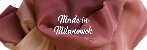 Chusty, chustki, gawroszki jedwabne 55x55cm Made In Milanówek