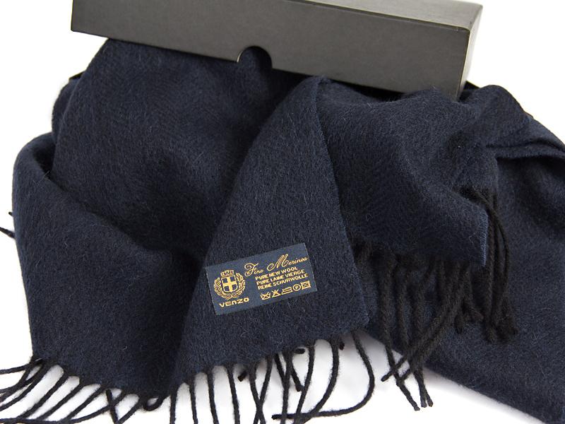 31658ce19dcce6 SZAL WEŁNIANY VENZO 006 W PUDEŁKU | Krawaty E.VENZO - modne krawaty ...